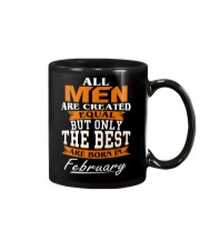 ONLY THE BEST ARE BORN IN FEBRUARY Mug thumbnail