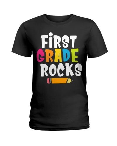 First Grade Rocks Back To School 1st Grade Teacher