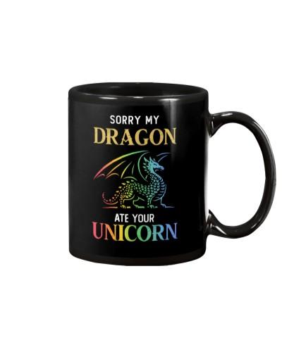 Sorry My Dragon Ate Your Unicorn