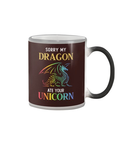 Sorry My Dragon Ate Your Unicorn