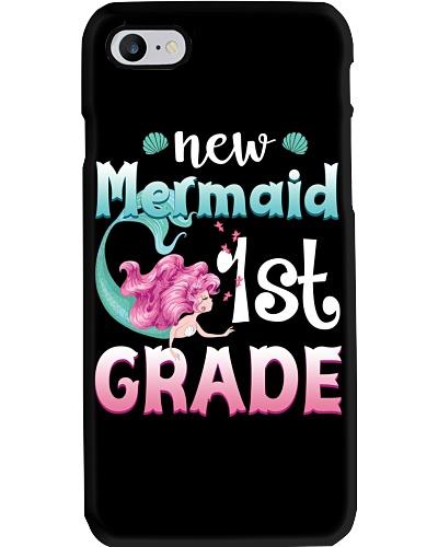 Mermaid 1st Grade First Day School-Back To School