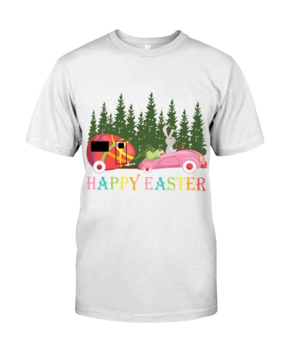 Camping shirt Happy Easter Day