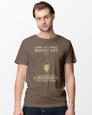 AUGUST GUY Classic T-Shirt lifestyle-mens-crewneck-front-15