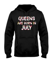 QUEENS ARE BORN IN JULY Hooded Sweatshirt tile