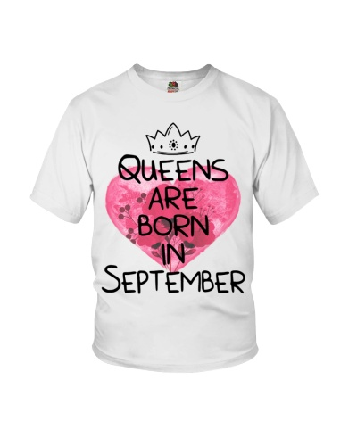 Queens Are Born In September Birthday Prince