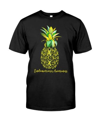 Pineapple Endometriosis Awareness