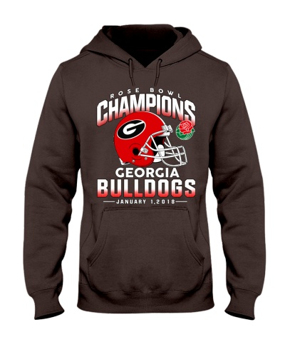 ROSE BOWL CHAMPIONS GEORGIA BULLDOGS