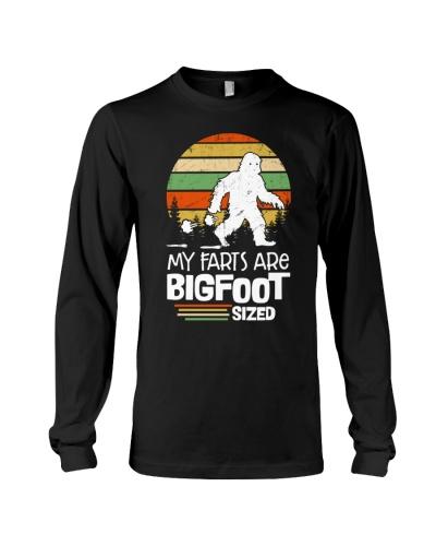 My Farts Are Bigfoot Sized Funny Sasquatch