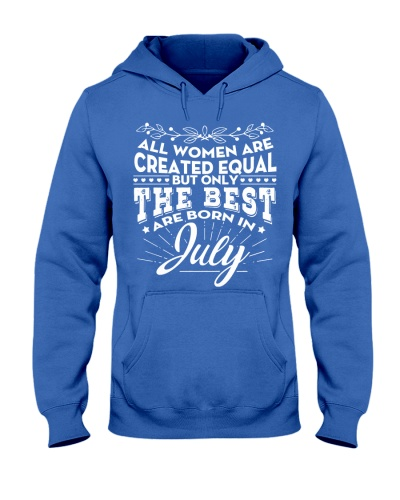 ONLY THE BEST ARE BORN IN JULY