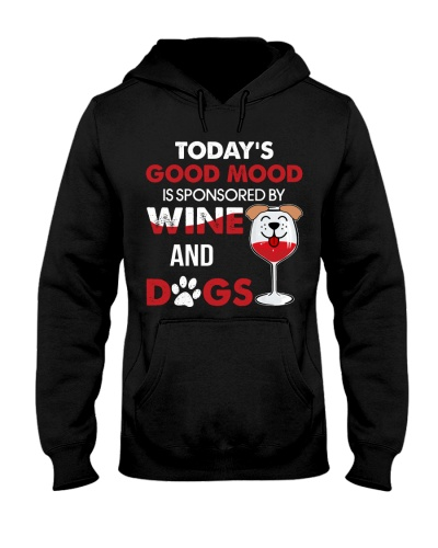 Today's Good Mood Sponsored By Wine Dogs
