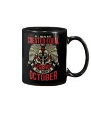 LEGENDS ARE BORN IN OCTOBER Mug thumbnail
