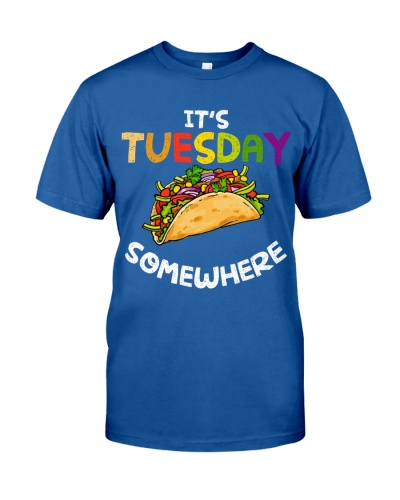 Its Tuesday Somewhere - Tuesday Hot Dog Day