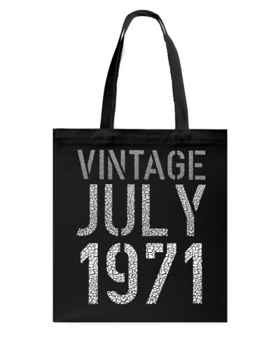 48th Birthday Gifts Year Old-Vintage Birthday July