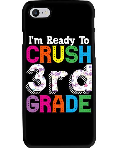 I'm Ready To Crush 3rd Grade Unicorn Dabbing