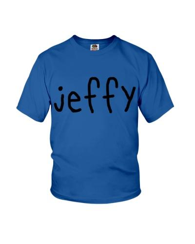JEFFY YOUTH SHIRT