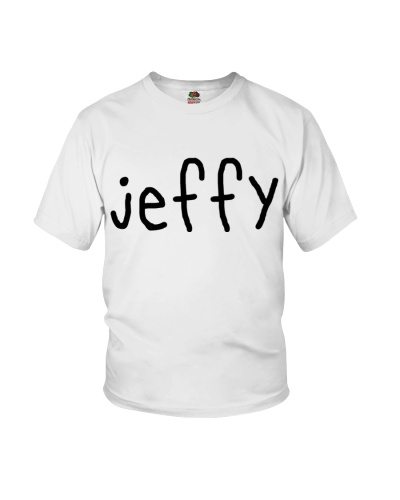 JEFFY YOUTH SHIRT