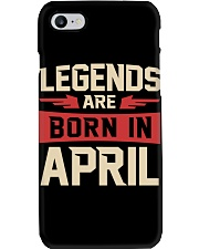 LEGENDS ARE BORN IN APRIL Phone Case thumbnail