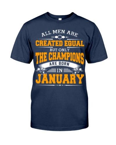 ARE BORN IN JANUARY