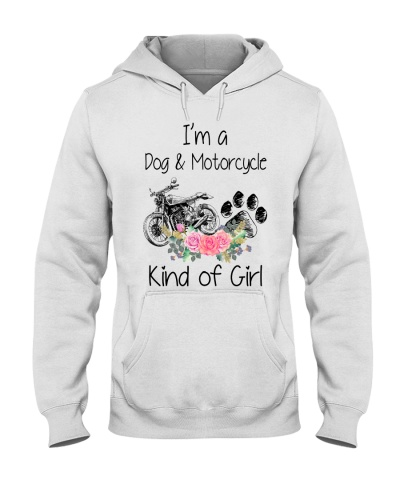 I'm A Dog And Motorcycle Kind Of Girl