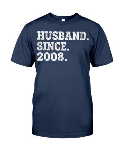 10th Wedding Anniversary Gifts Husband Since 2008