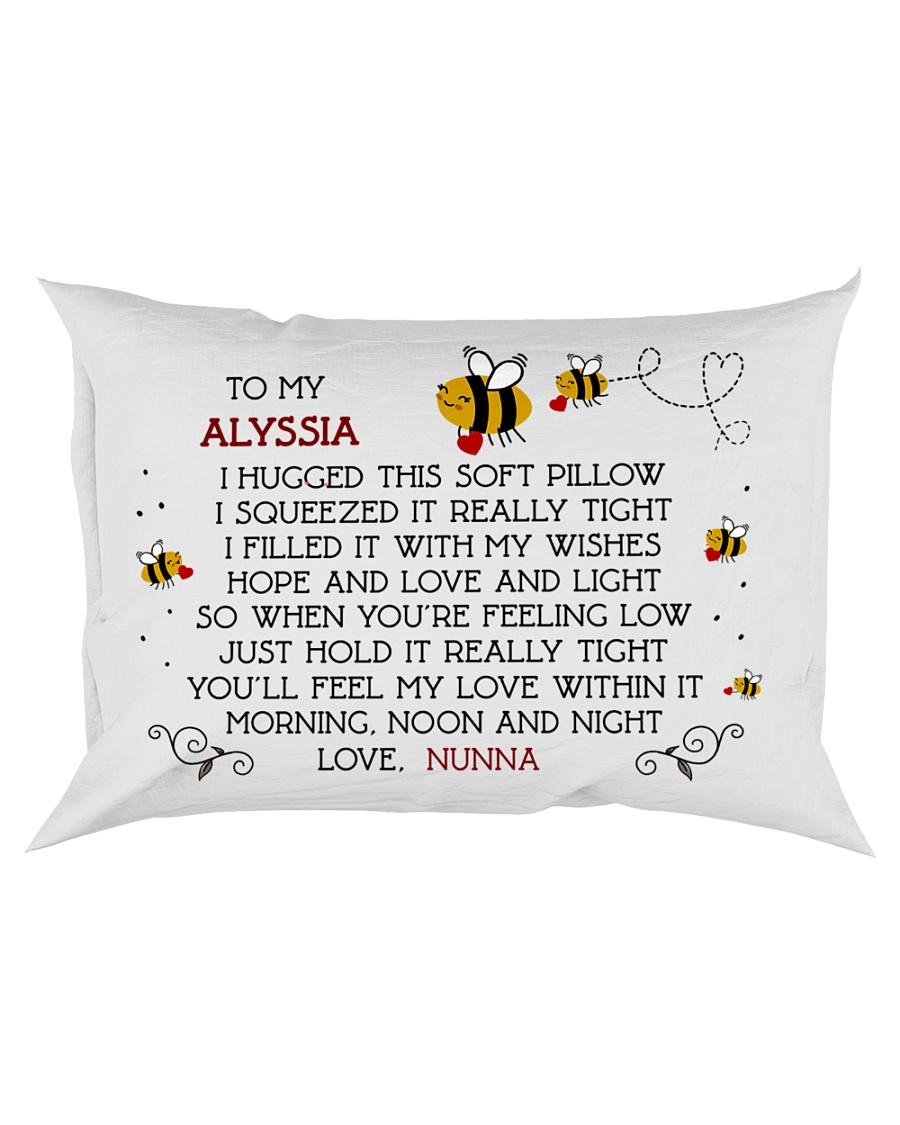 ALYSSIA - Nunna Rectangular Pillowcase