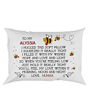 ALYSSIA - Nunna Rectangular Pillowcase front