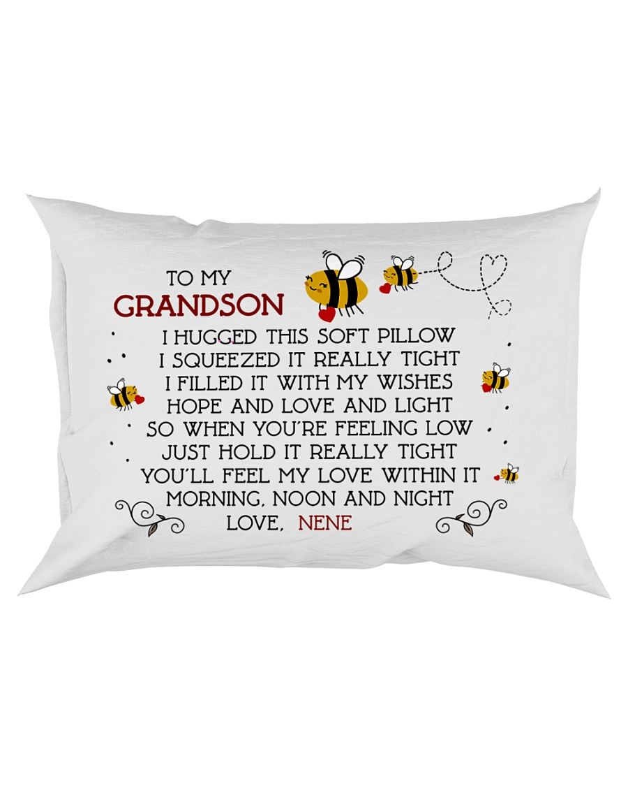 Grandson - nene Rectangular Pillowcase