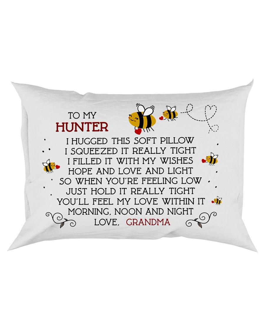 Hunter - GRANDMA Rectangular Pillowcase
