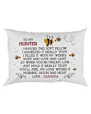 Hunter - GRANDMA Rectangular Pillowcase front