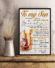 Poster To My Son Elephant 11x17 Poster lifestyle-poster-3