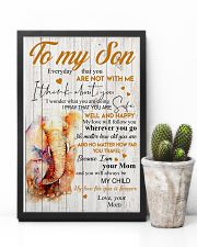 Poster To My Son Elephant 11x17 Poster lifestyle-poster-8