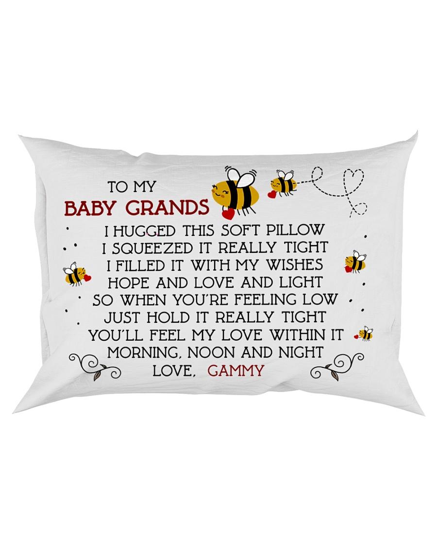 Baby Grands - Gammy Rectangular Pillowcase