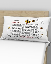 SUGA MOMMA Rectangular Pillowcase aos-pillow-rectangular-front-lifestyle-02
