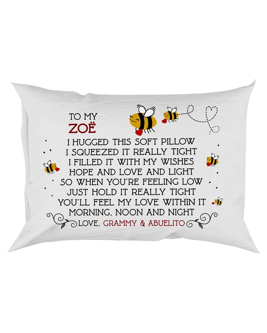 Grammy  Abuelito - ZOE Rectangular Pillowcase