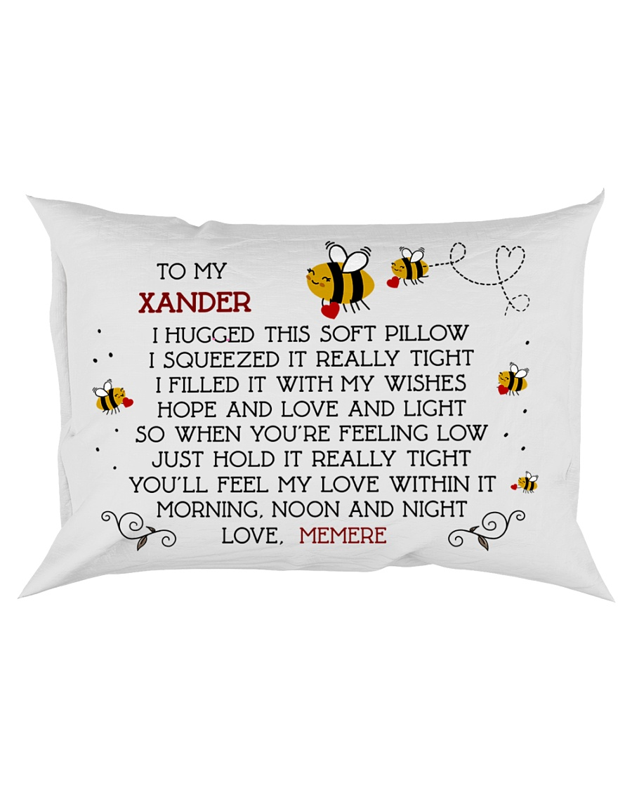 Xander love Memere Rectangular Pillowcase