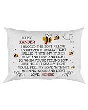 Xander love Memere Rectangular Pillowcase front