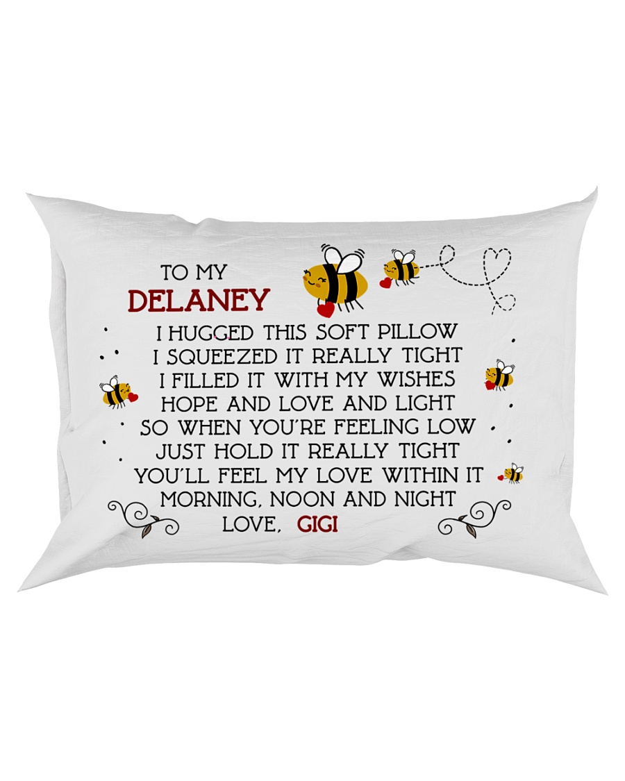Delaney - Gigi Rectangular Pillowcase