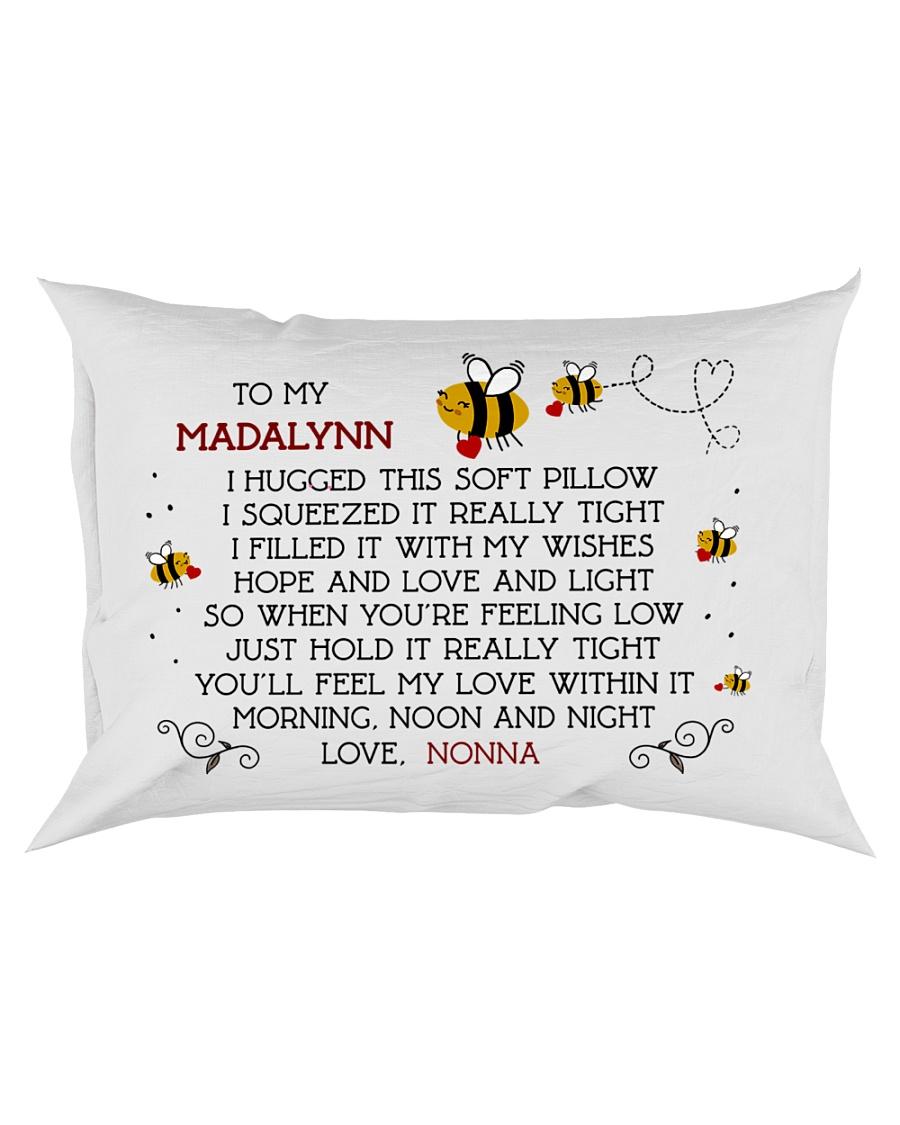 Madalynn - Nonna Rectangular Pillowcase