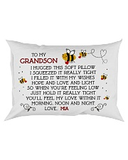 Mia - Grandson Rectangular Pillowcase front