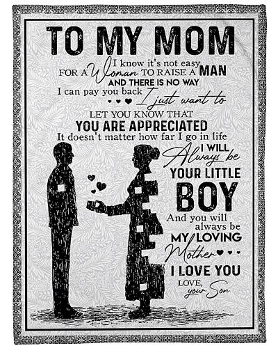 Blanket - To My Mom Boy