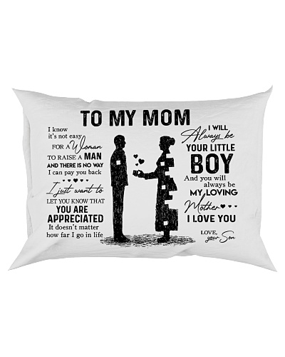 Pillow - To My Mom - Boy