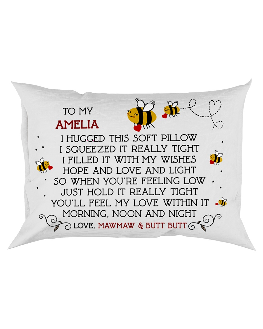 AMELIA Rectangular Pillowcase