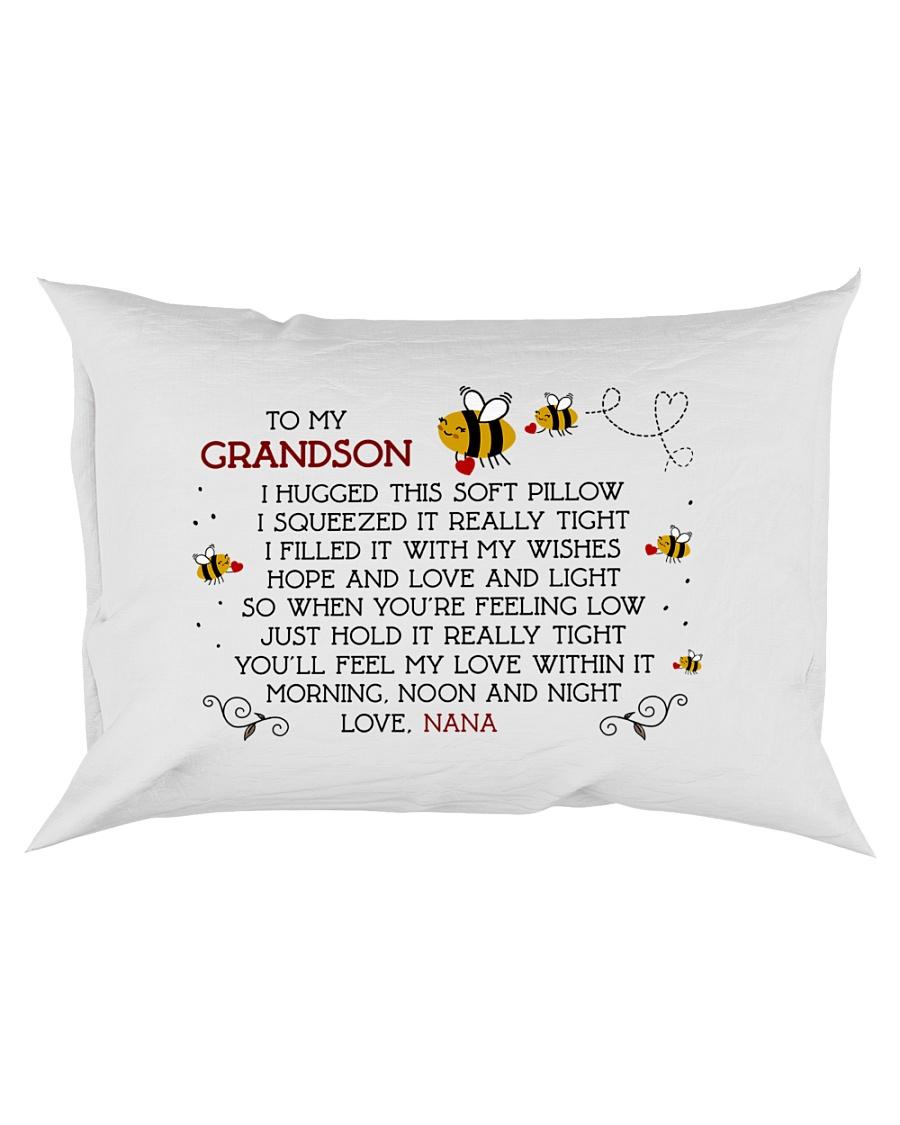 Nana-grandson Rectangular Pillowcase