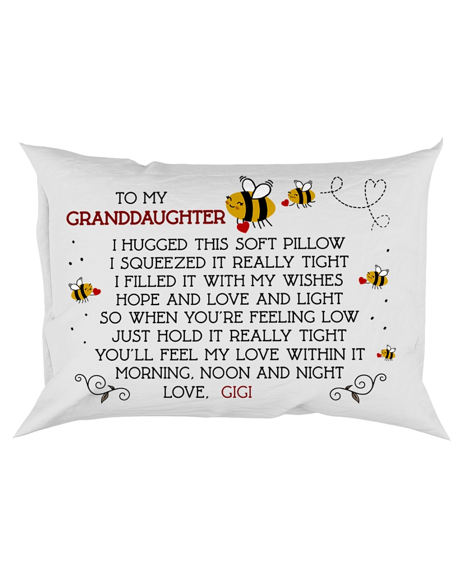 Gigi - Granddaughter Rectangular Pillowcase