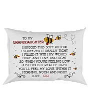 Gigi - Granddaughter Rectangular Pillowcase front
