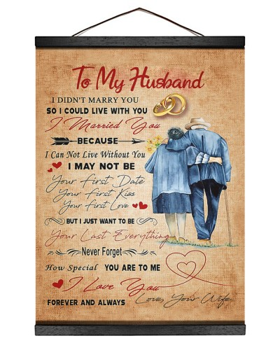 To My Husband - Family - Poster