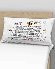 Memere Poppy - CALI Rectangular Pillowcase aos-pillow-rectangular-front-lifestyle-02