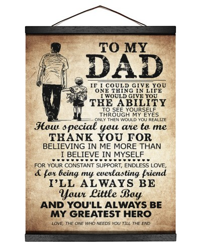 To My Dad My Great Hero - Poster