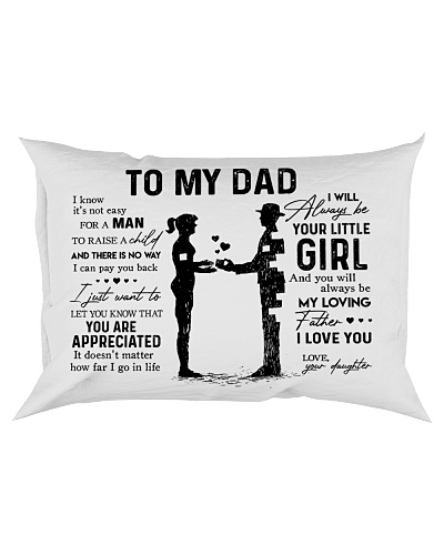 Pillow - To My Dad - Girl