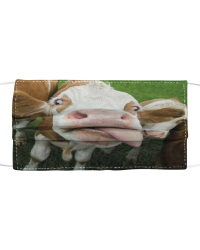 Cow Face Mask 5